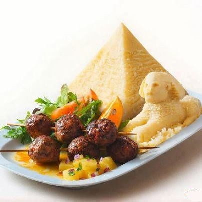 Ancient Egyptian Food from Santa Claus Travel Egypt   Flickr