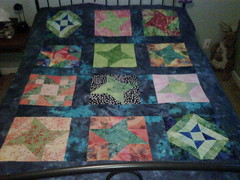 Second Life's First Quilt Block Swap
