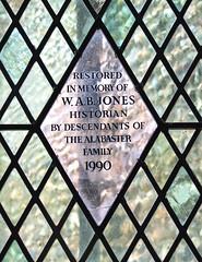 WAB Jones, Historian