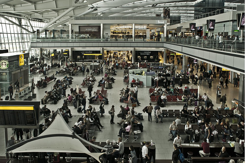 Heathrow Airport | by h.kambe