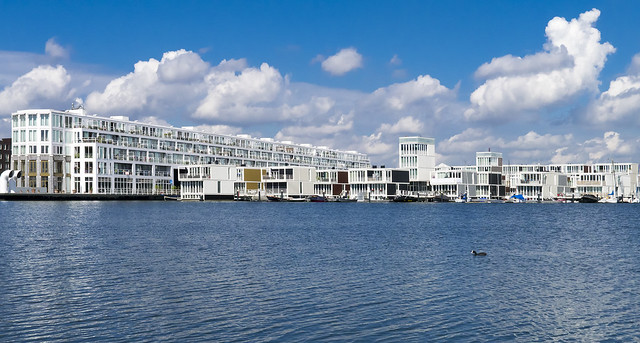 Ijburg ( living on water )