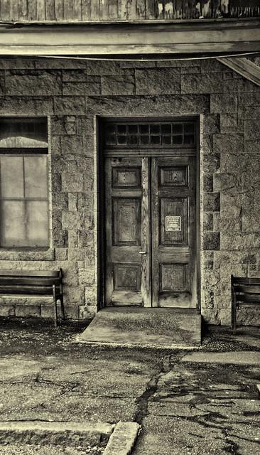 Doorway--RR Depot