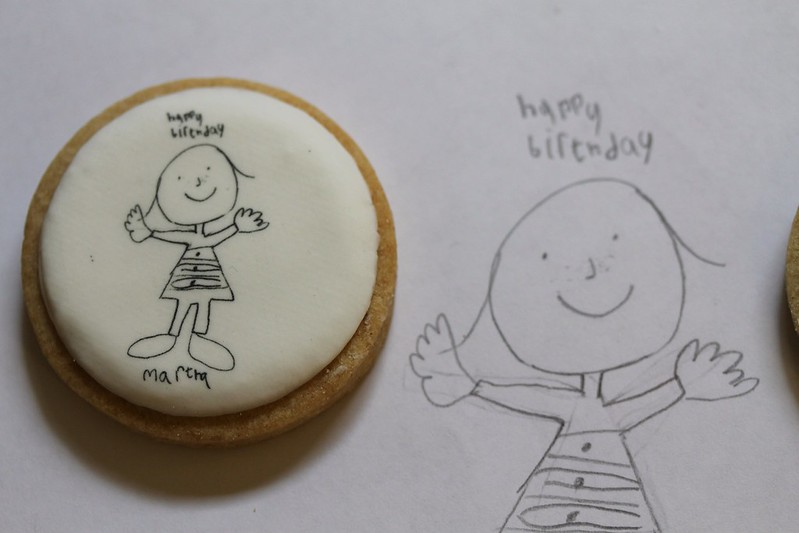 Discuits - Happy Birthday Martha