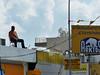 Na karneval se dá dívat i ze střech, foto: Petr Nejedlý