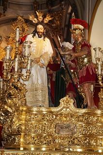 Nuestro Padre Jesus del Silencio en el Desprecio de Herodes