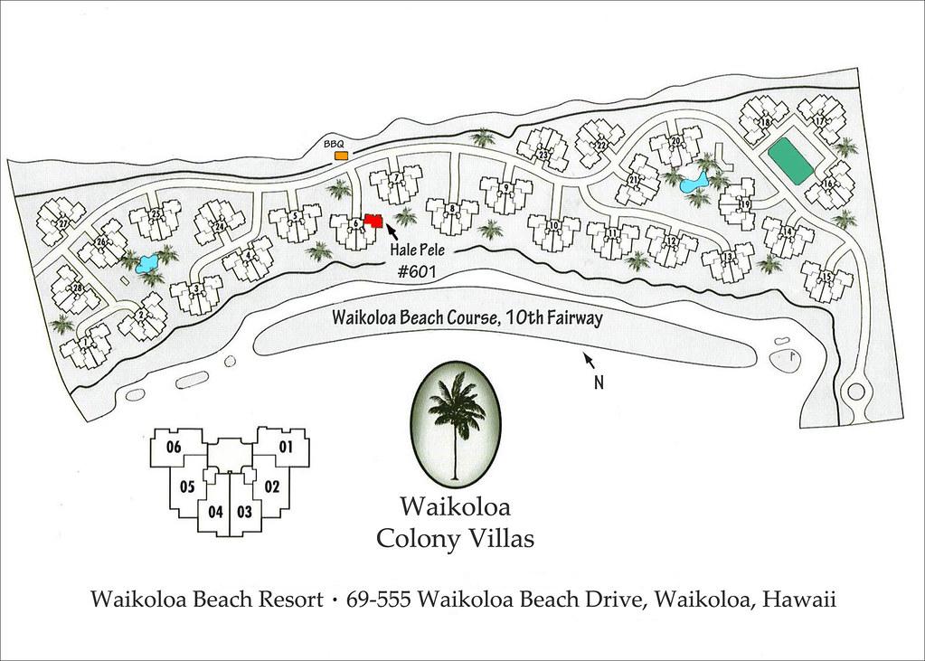 g. Waikoloa Colony Villas Map | Hale Pele | Flickr