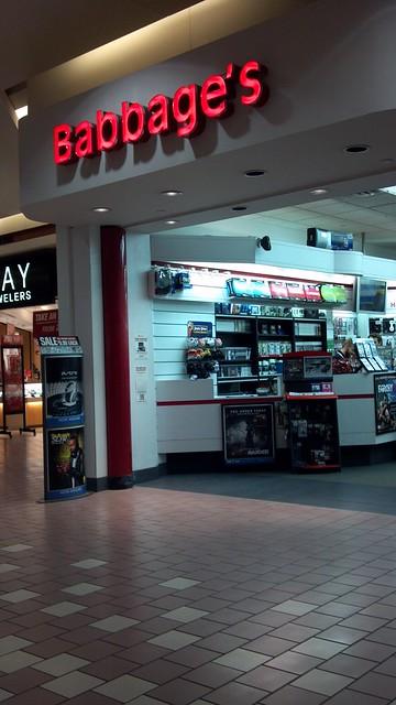 Babbage's - Wilton Mall - Saratoga Springs, NY