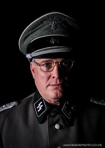 SS Officer (Obersturmbannfuhrer)