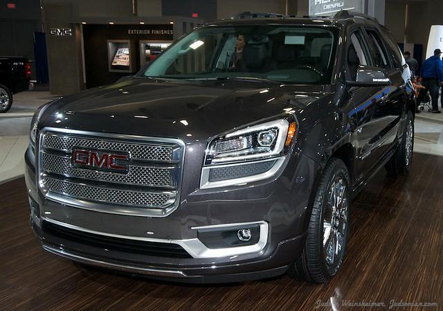 2013 Washington Auto Show - Upper Concourse - GMC
