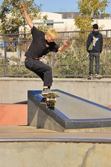 Kevin Conway - 180 nosegrind