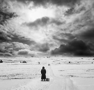 Left Behind | by h.koppdelaney