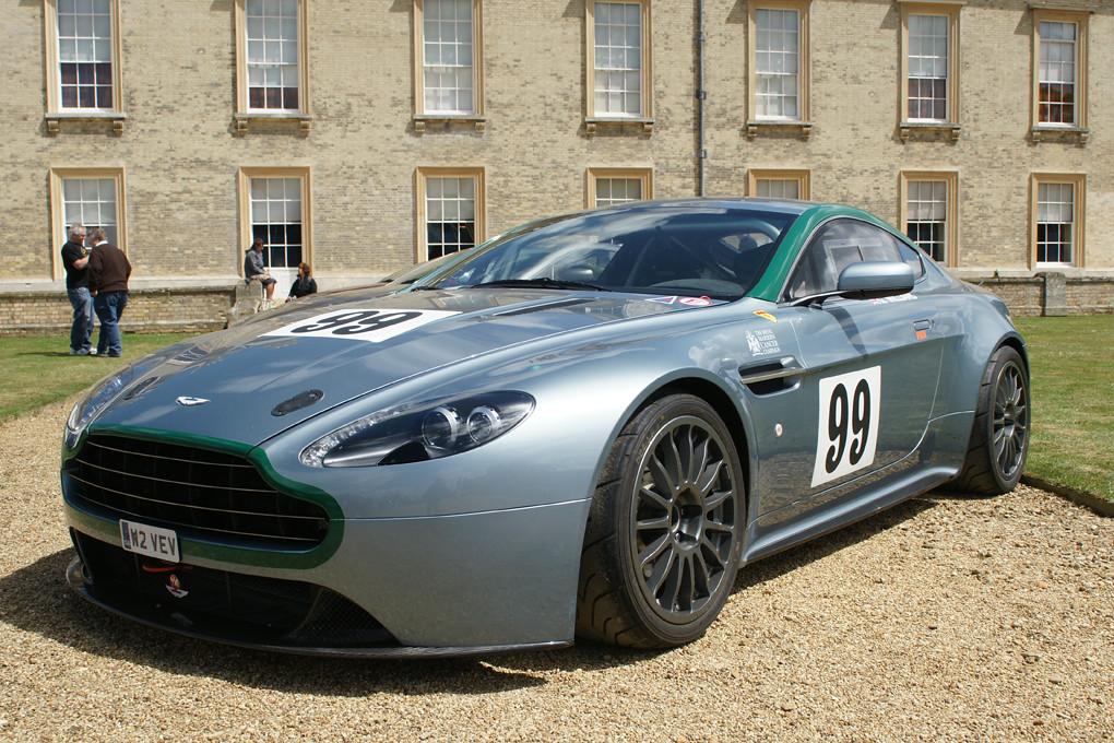 Aston Martin V8 Vantage N24 Aston Martin Owners Club Concu Flickr