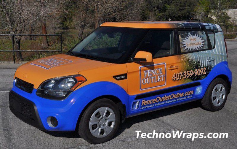 Car Wraps Car Graphics Custom Vinyl Wraps Orlando