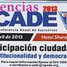 CADE 2013 PONENCIAS www.bit.ly/cade2013