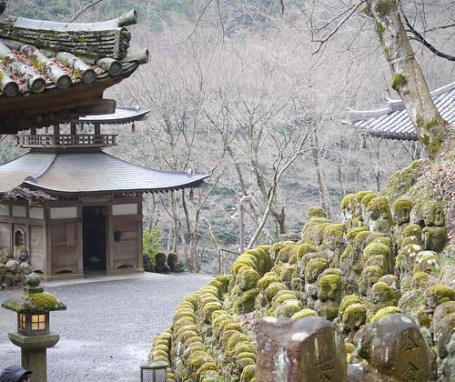 Otagi Nenbutsuji Temple, 2013-02-27 018