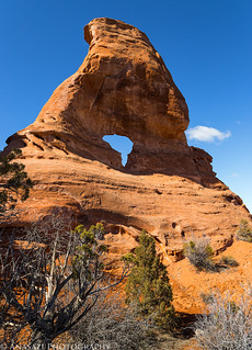Window Rock Tower | by IntrepidXJ