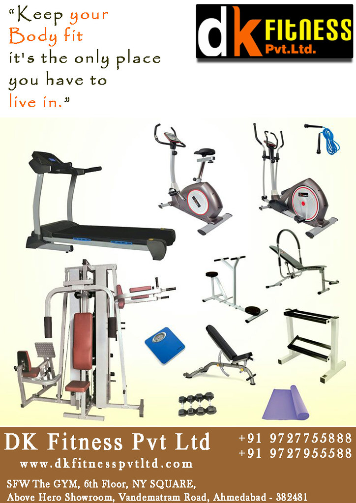 Select Best Home Gym Equipment | Select from huge collection