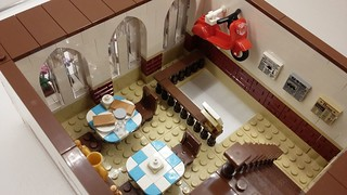 Butcher's and steak house built in Italian style | by bricksandtiles
