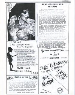 Bare Facts   Joan Collins Fan Club
