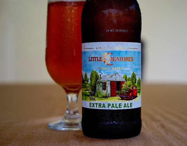 Little Creatures Extra Pale Ale