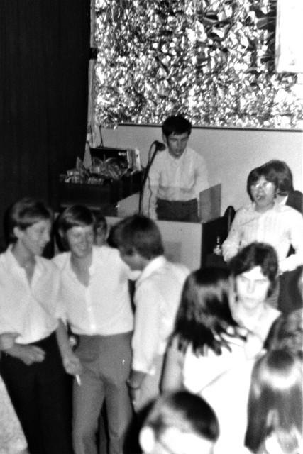 OK1 Club Okay II, Bottrop, Negativ-Scans, 1960er
