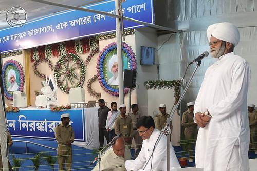 SNM Zonal Incharge Arjan Singh from Kolkata, West Bengal