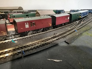 LNER Horse Box with BR Horse Boxes - 2 | by jeffrey.lynn