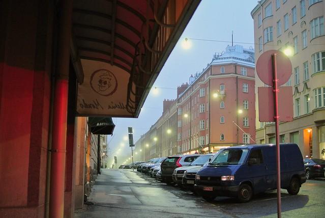 Calles de Helsinki