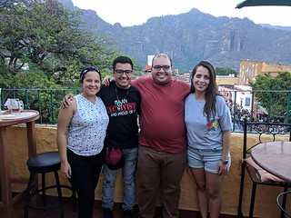 Beautiful city with amazing Global Voices friends :) #tepoztlan #mexico #nofilter #teampixel #mountain