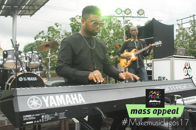 Mass Appeal - Make Music Lagos 2017