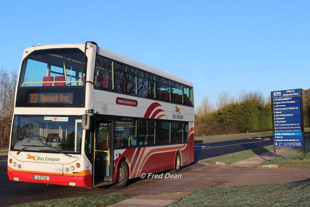 Bus Eireann DD23 (04D2766)  | Bus Eireann (Cork) Volvo B7TL … | Flickr