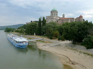 Danube bike trail - Esztergom