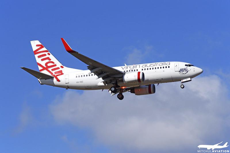 Virgin Australia – VH-VBZ
