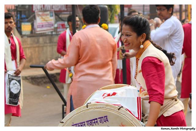 Gudi Padwa Celebration 2018 - Nashik Dhol Tasha