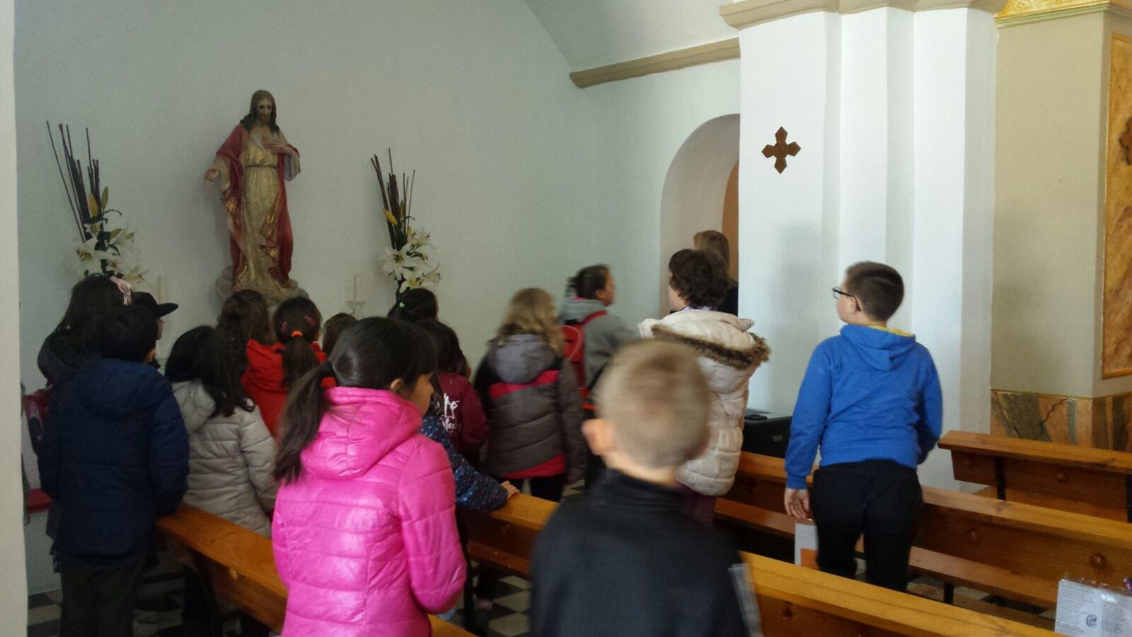 (2018-03-22) - Visita ermita alumnos Laura,3ºC, profesora religión Reina Sofia - Marzo -  María Isabel Berenguer Brotons (07)