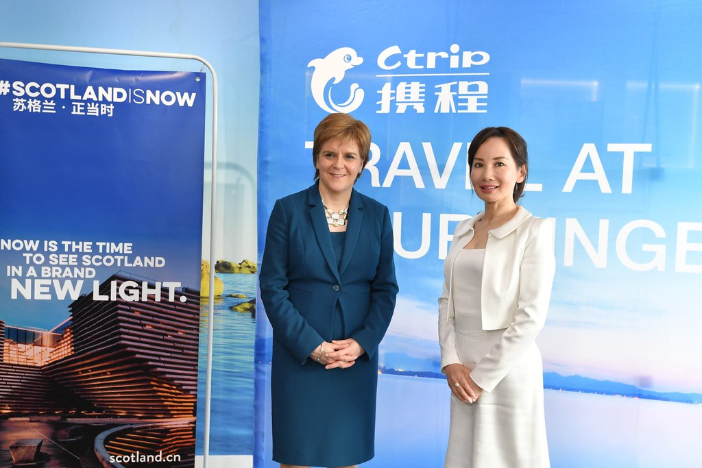 First Minister - China Visit