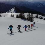 Frühlingsskitour