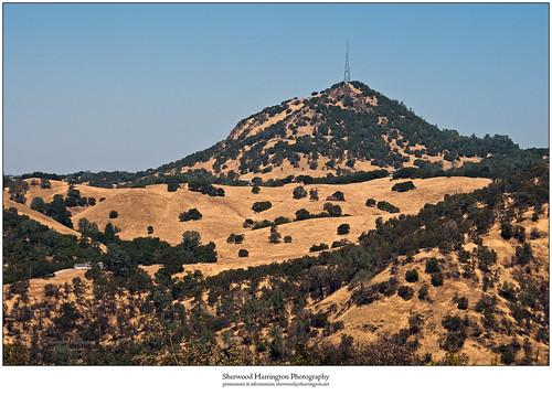 california amadorcounty calaverascounty jacksonbutte landscape mountain