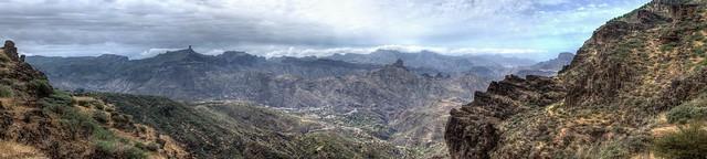 Roques Nublo y Bentaiga