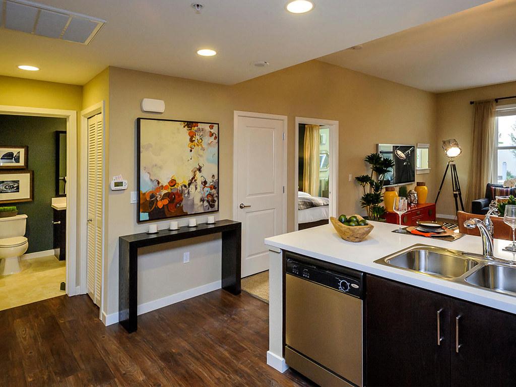 Bar Harbor • Plan B: Kitchen, Bath & Great Room