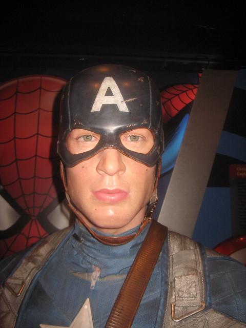 2013 Chris Evans as Steve Rogers Captain America from the Avengers 1262