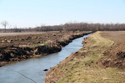 county trees ohio water field creek stream farm union center milford barren treacle destroyed township
