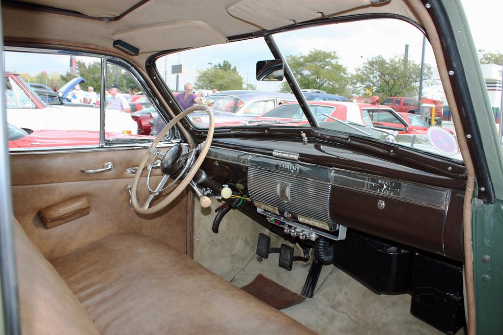 1939 Cadillac Series 60 Special 4 Door Sedan 6 Of 9 Flickr