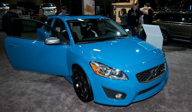 2013 Washington Auto Show - Lower Concourse - Volvo 10