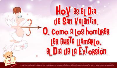 Frases Graciosas De San Valentín Ver Imagen En Alta