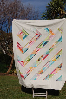 The Little Quilt That Could- A Finished Top and Tutorial Link