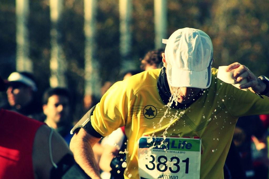 Maratoneando