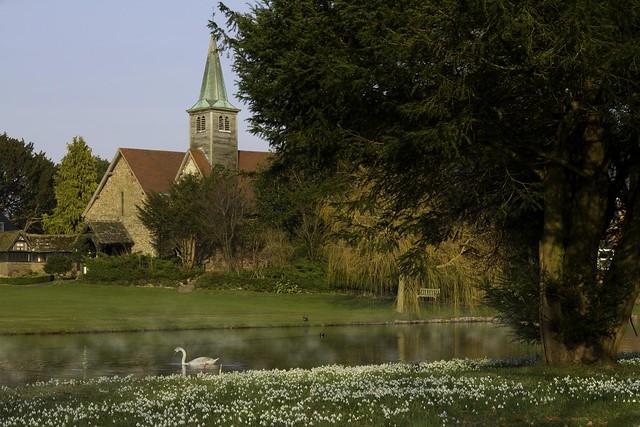 English spring