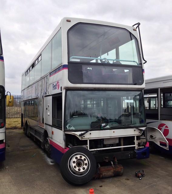 (36018) SN05 HWG-Scania Omnidekka East Lancs