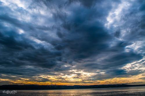 sunset clouds stormy wa pugetsound wastate pnw mammatus mukilteo rachelsamanyi sarairachel jitabebe